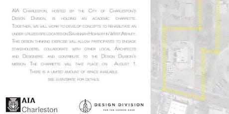 AIA/CDCC Design Charette tickets