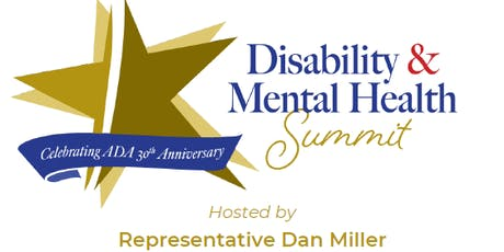 EXHIBITOR Application 2020 Disability & Mental Health Summit hosted by Rep. Dan Miller tickets