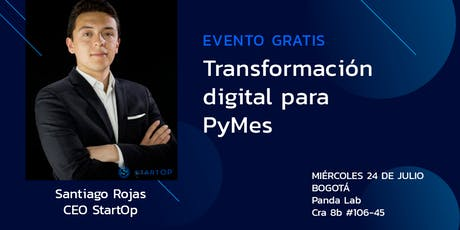 Transformación digital para PyMes tickets