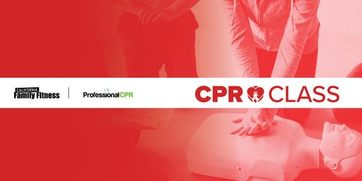 Adult-Child-Infant CPR & AED (Rocklin)