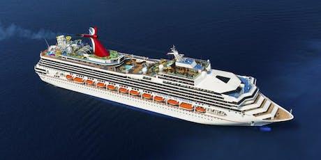 2020 Charleston Colleges' Spring Break Cruise tickets