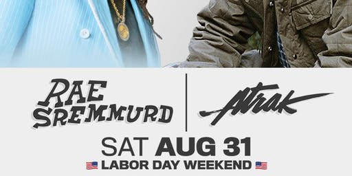 RAE SREMMURD @ THE#1 LAS VEGAS POOL DRAIS BEACH CLUB LABOR DAY WEEKEND