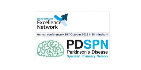 Parkinson's Disease Specialist Pharmacy Network (PDSPN) Inaugural Conference tickets