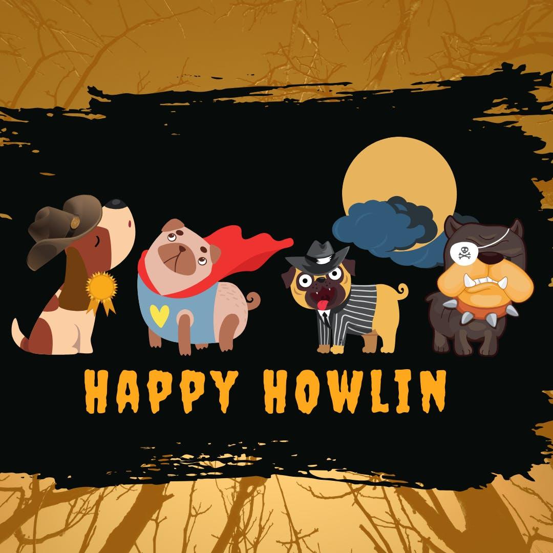 Happy Howlin Pet Promenade & Family Festival