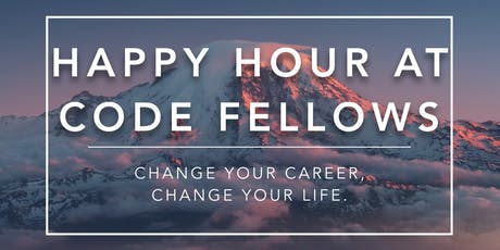 Happy Hour at Code Fellows tickets