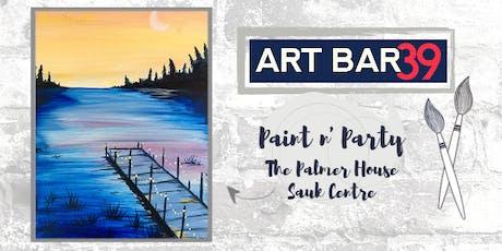 Palmer House Public Event | Art Bar 39 | Sunset on the Dock tickets