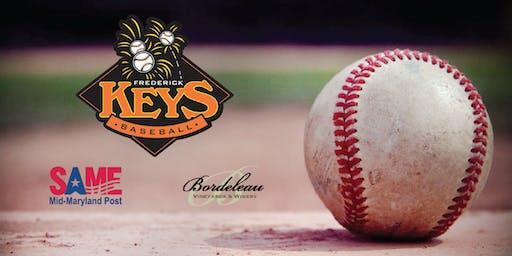 Key's Baseball & Bordeleau Wine Pairing Including Scholarship Recognition