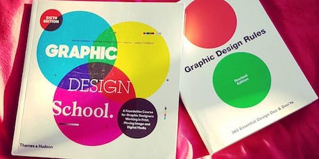 6 week intensive Digital Graphic Design bootcamp with certificate* tickets
