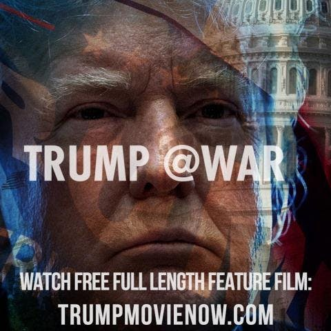 Movie Night - Trump at War by Steve Bannon