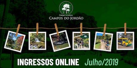 Ingresso Parque Estadual Campos do Jordão ingressos