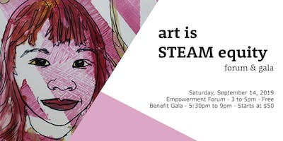 Art IS STEAM Equity