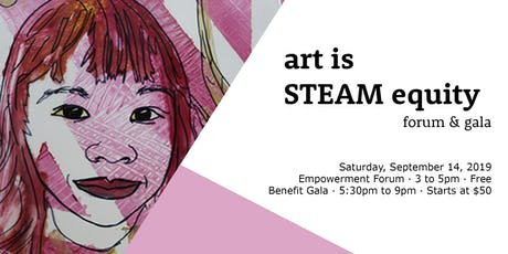 Art IS STEAM Equity tickets