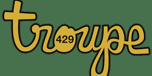 Big Gay Summer Brunch! // Sun July 28, 2019 at Troupe429 Bar // Norwalk, CT