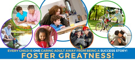 Foster Greatness! Becoming a Certified  Resource Parent in your community. tickets