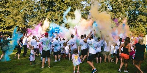 DJ Montague 3rd Annual Color Run