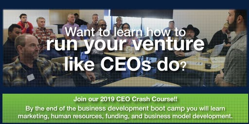 CEO Crash Course 2019