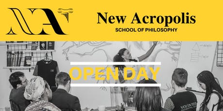 Philosophy for living - Open Day tickets