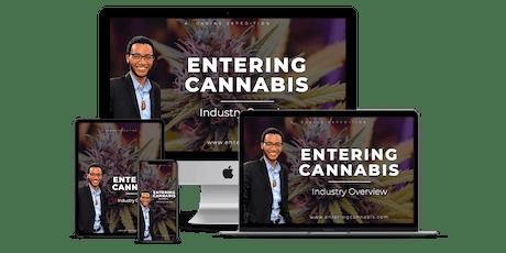 Entering Cannabis: Industry Overview - [Virtual Workshop] - Phoenix  tickets
