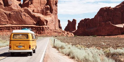 Road Tripping and RVing Out West
