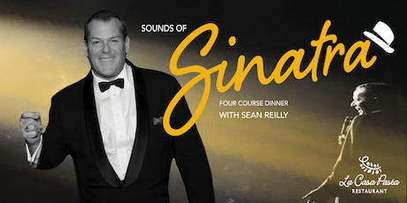Sounds of Sinatra Dinner tickets