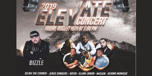 Elevate '19 Concert Featuring Bizzle