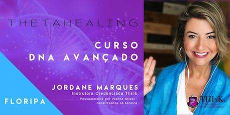 Curso  Thetahealing - DNA AVANÇADO - FLORIPA - Agosto ingressos