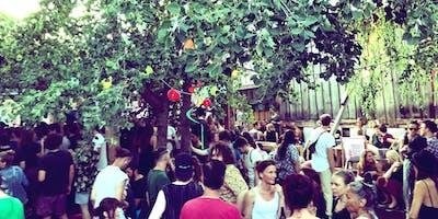 Neu in Berlin Treffen und Open Air