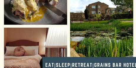 A night in the Country: Dinner, Sleep, Breakfast  tickets