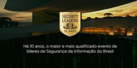 Security Leaders Curitiba - 3ª Edição  ingressos