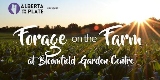 Forage on the Farm at Bloomfield Garden Centre