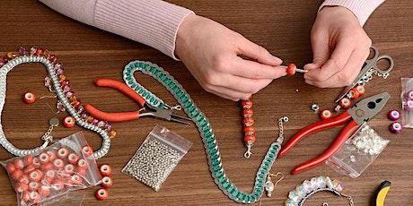 Wire Jewellery Making Workshop - Toronto, Danforth tickets