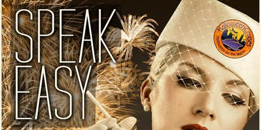 Speakeasy Halloween Party Cruise Aboard the San Francisco Belle!