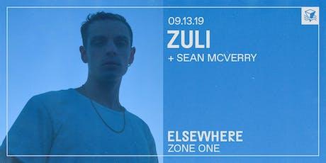 Zuli @ Elsewhere (Zone One) tickets