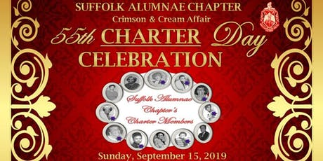 55th Suffolk Alumnae Chapter Anniversary tickets
