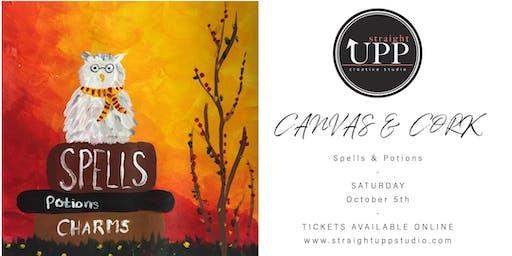 Canvas & Cork | Spells & Potions