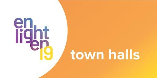 Women's and Children's Summer Town Halls 2019