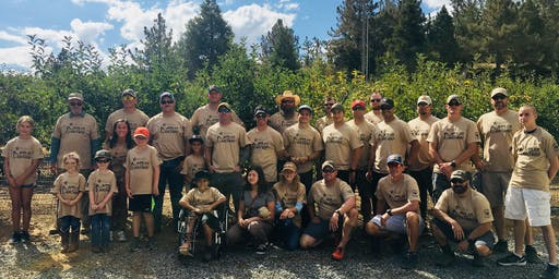 "Gold Star Corps - Mentor & Volunteer Registration for ""Apples & Archery"""