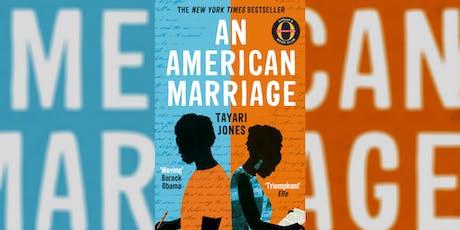 August Boozy Book Club - An American Marriage tickets