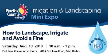 Reclaimed Irrigation & Landscape Mini Expo tickets
