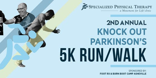 2nd Annual Knock Out Parkinson's 5K Run/Walk
