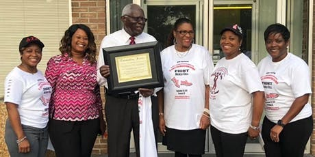 6th Annual James R. Clark Sickle Cell Foundation Walk - Florence tickets