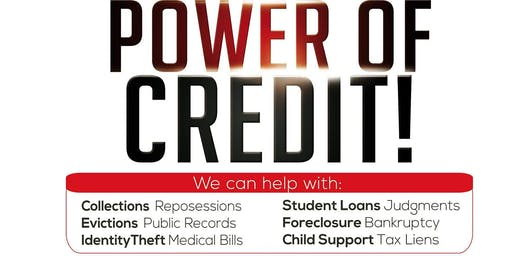 Power of Credit Overview.