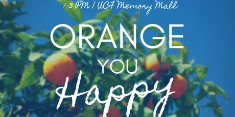 Orange You Happy tickets