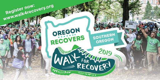 Southern Oregon Walk for Recovery Workshop