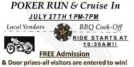 Poker Run & Cruise In tickets