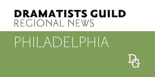 "PHILADELPHIA: Dramatists ""Back to School Night"""