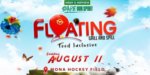 Floating: Grill & Spill