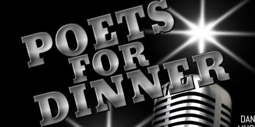 Poets For Dinner, Just Us In July