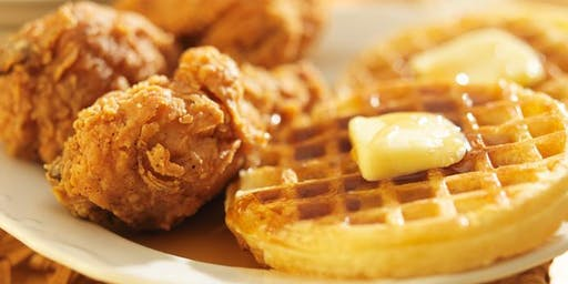 Teen Chefs - Chicken & Waffles