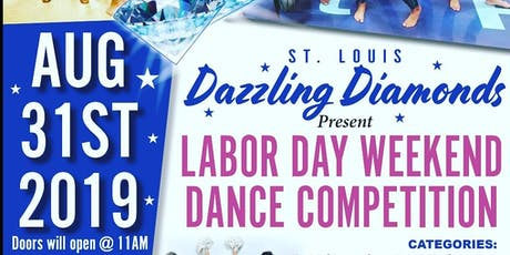 Labor Day Weekend Dance Competition  tickets
